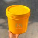 4LTR Yellow M. Container (per dozen)