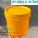 4LTR Yellow M. Container (per piece)