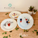 Angel Plate (per set-6pcs)