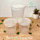 1LTR Transparent Multipurpose Container (per piece)