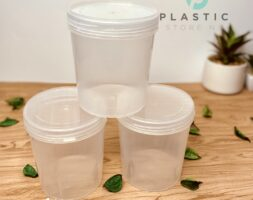 1LTR Transparent Multipurpose Container (per piece)