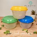 1.5LTR Food Container (per dozen)