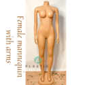 Female Headless Full Body Mannequin (per piece)