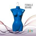 Female Body Form (per piece)