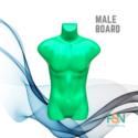 Male Body Form (per piece)
