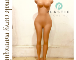 Female Curvy mannequin per piece