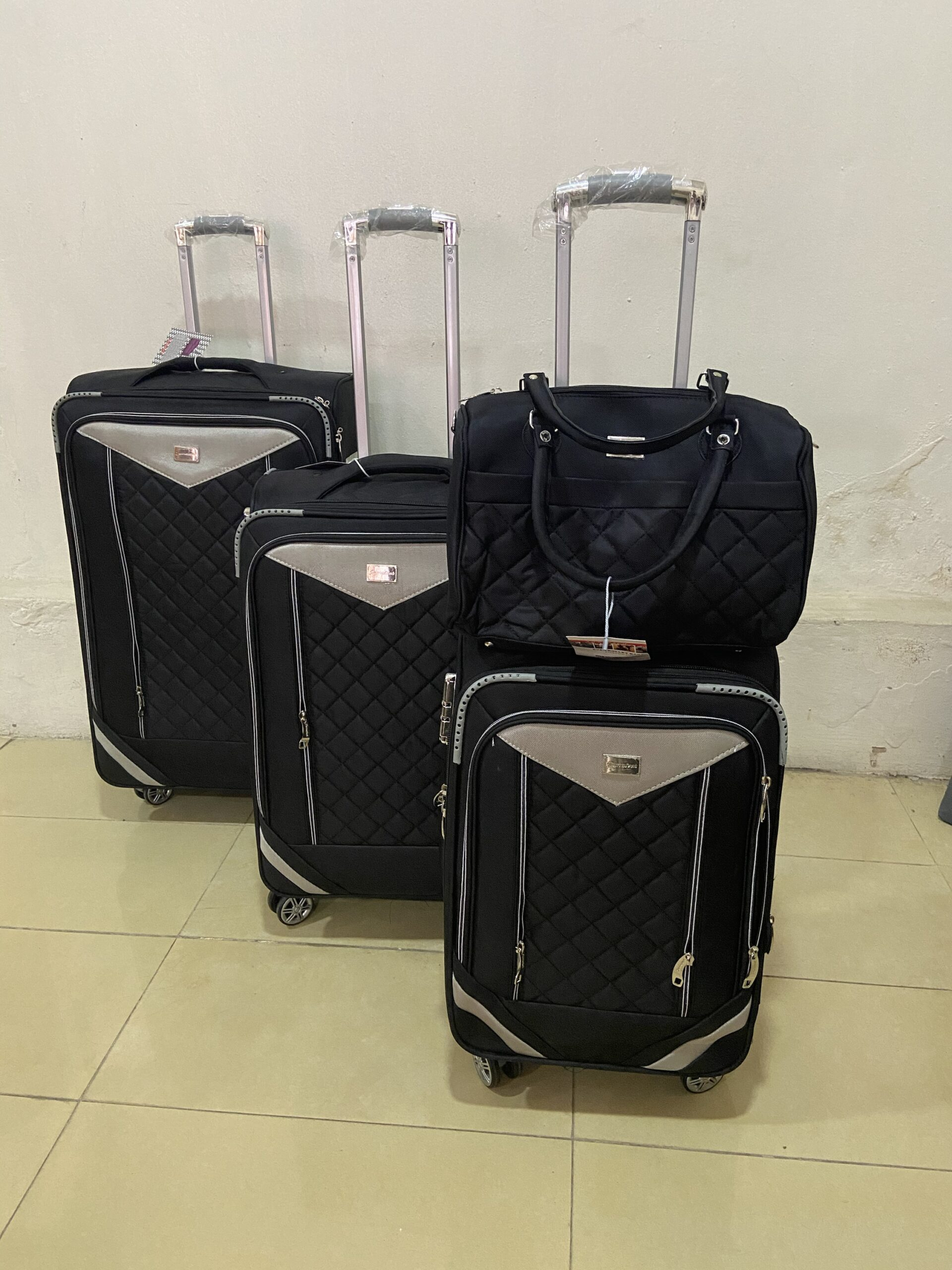 E.V.A Luggage (per set of 4pcs)