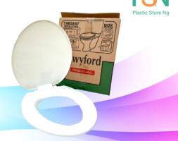 Twyford Toilet Cover (per piece)